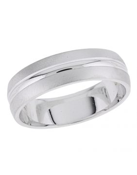 Endless Designs Classic Wedding Band R0495