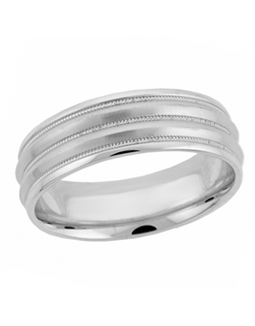 Endless Designs Classic Wedding Band R0155
