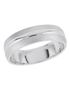 Endless Designs Classic Wedding Band R0495