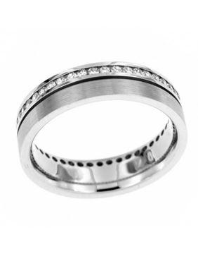 Endless Designs Diamond Wedding Band U0089