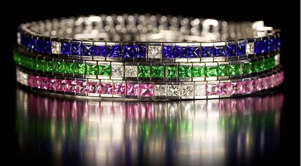 Philip Zahm Designs B01 Studded Bracelet