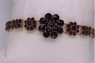Picture of Victorian Garnet Bracelet