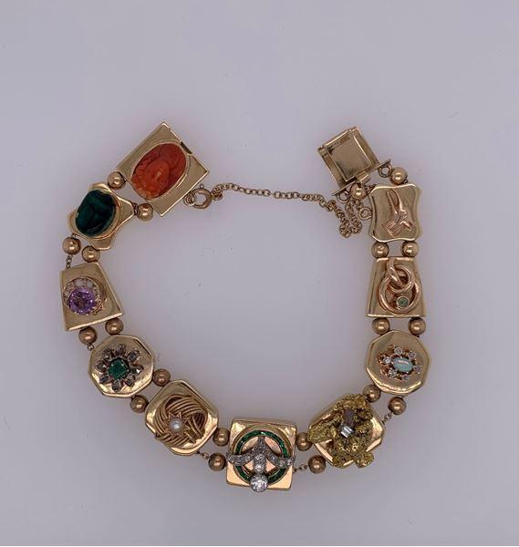 Picture of Victorian Slide Bracelet