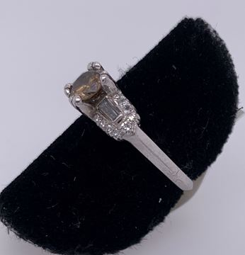 Picture of Platinum Diamond Lady's Ring