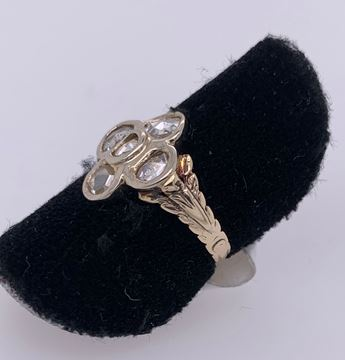 Picture of 14 Yellow Gold Lady's Fashion Ring