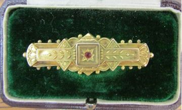Picture of Victorian 375 9 ct. Brooch