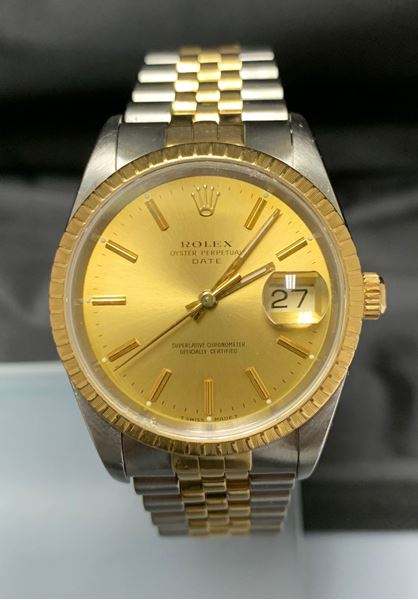 Picture of Rolex Oyster Perpetual