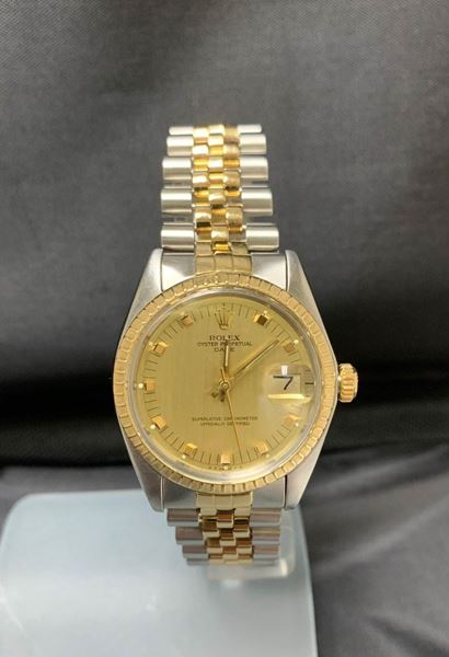 Picture of 1971 14K Rolex Oyster Perpetual