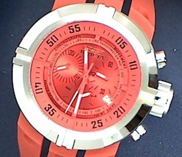 Picture of Men's Invicta I-Force Red Chronograph Model #11501