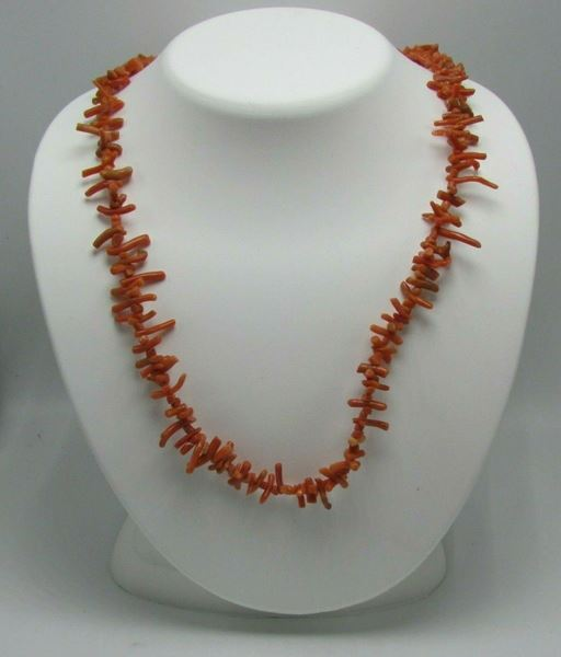 "Picture of 20"" Branch Coral Necklace"
