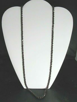"Picture of 28"" Garnet Necklace"