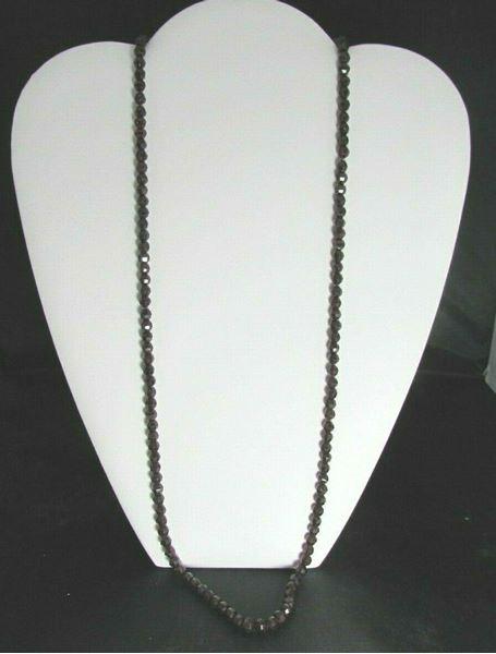 """Picture of 28"""" Garnet Necklace"""
