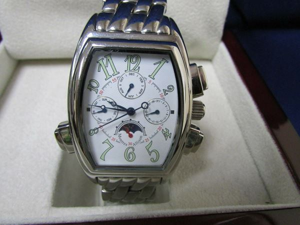 Picture of Montres Allison Anniversary Edition Men's Watch
