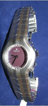 Picture of Alter Ego Blue Mop Stainless Steel Tag Heuer Ladies Watch