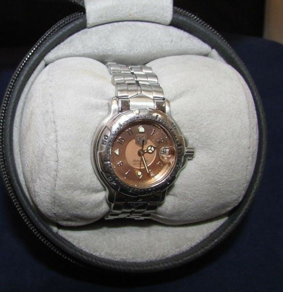 Picture of Tag Heuer Automatic Ladies Watch