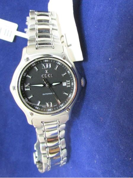 Picture of Ebel Stainless Steel Automatic Ladies Watch