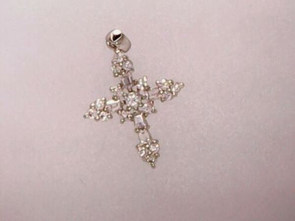 Picture of Sterling Silver Cross Pendant