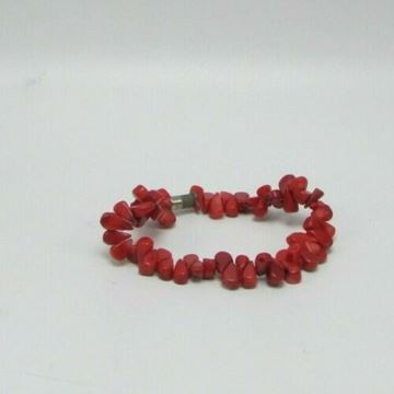 Picture of Coral Bracelet w/ Magnet Clasp