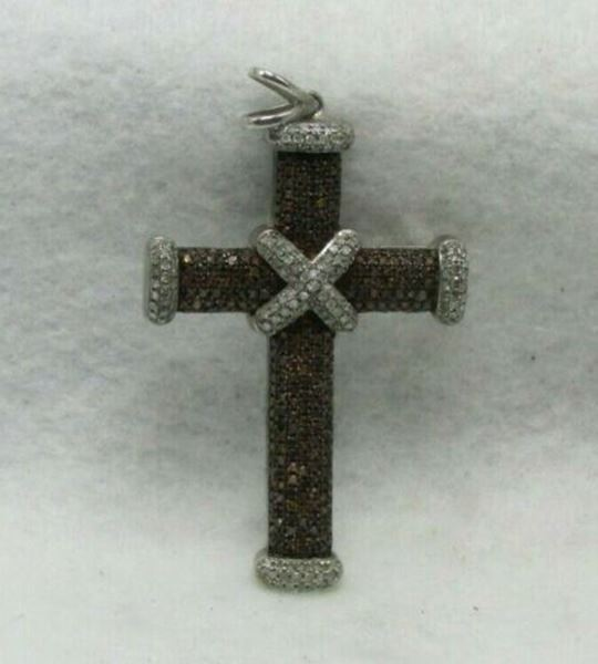 Picture of Sterling Silver Cross Pendant2
