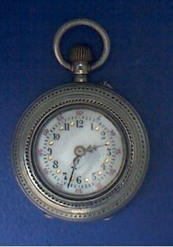 Picture of Silver Pocket Watch