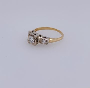 Picture of 14K Diamond Ring