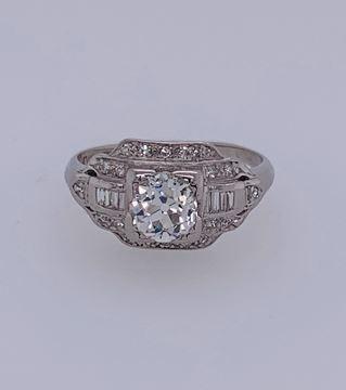 Picture of Platinum Diamond Ring