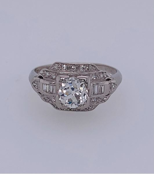 Picture of Platinum Diamond Ring