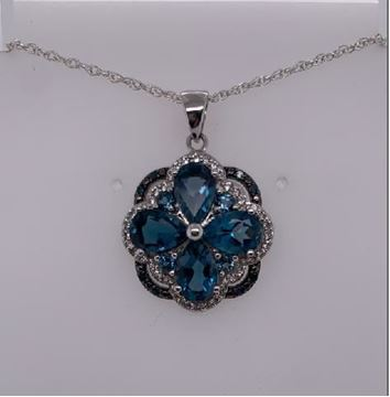 Picture of Valentine Sterling Silver Pendants